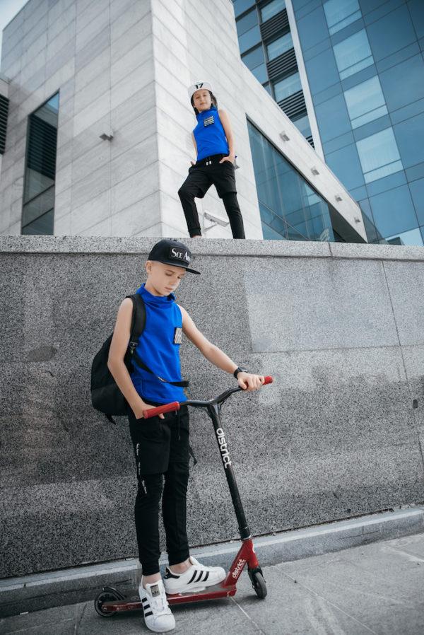 Американка Urban Электрик Summer 2018