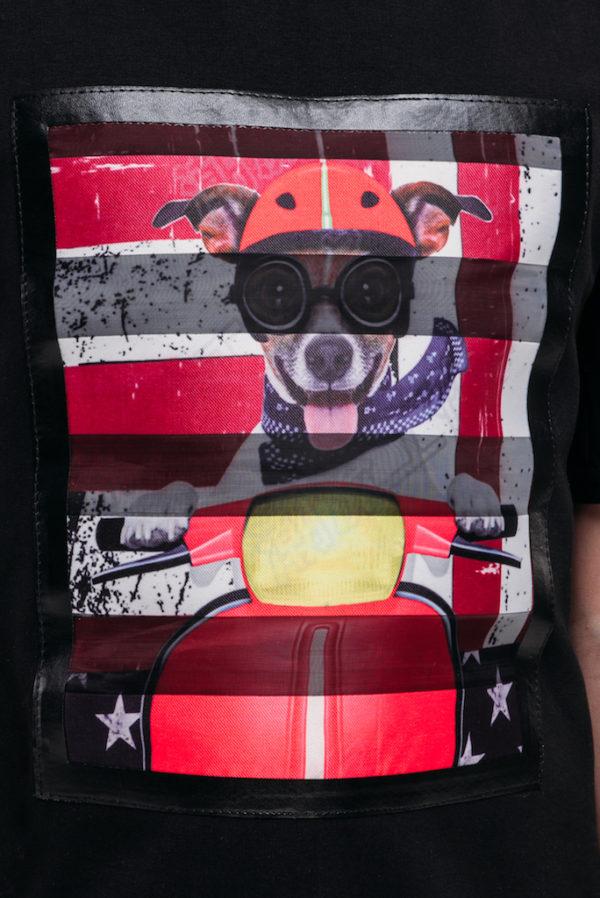 Футболка Dog & Bike