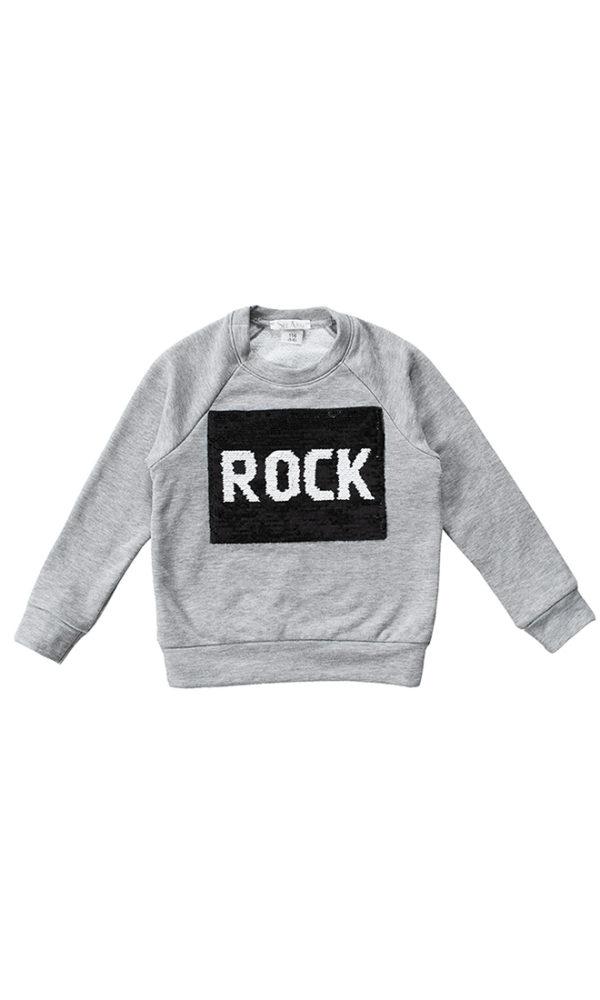 "Свитшот ""ROCK"""