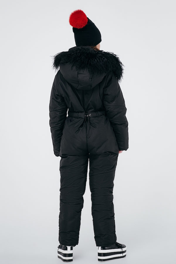Комбинезон зимний черный INSPIRATION
